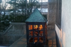 artscapelighting-copper-art-Birdcage Lantern
