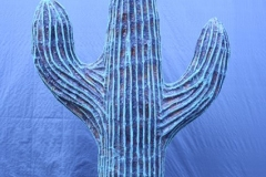 artscapelighting-copper-art-Saquaro Cactus